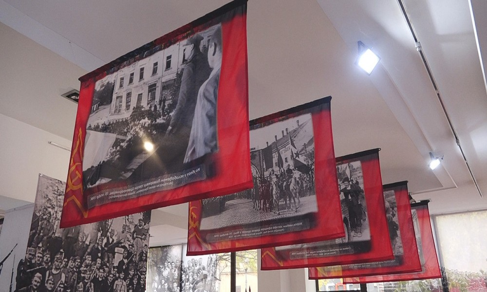 Ratna slika Srbije u Drugom Svetskom ratu, 1941-1945 u Kraljevu