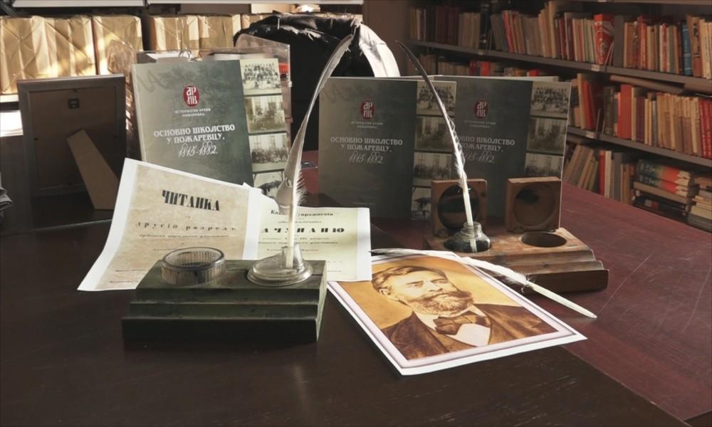 Novi izdavački izložbeni poduhvati Istorijskog arhiva Požarevac