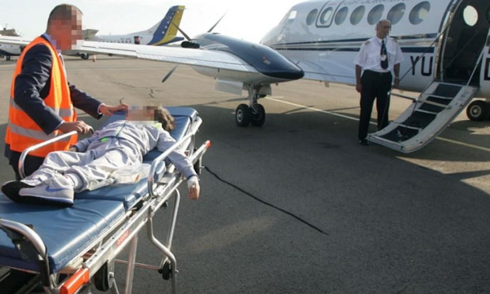 Obezbeđena dva aviona za bezbedan i brz prevoz bolesne dece