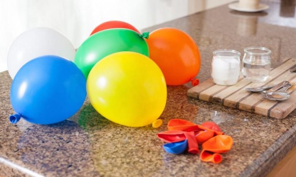 Napravite leteće balone, bez helijuma