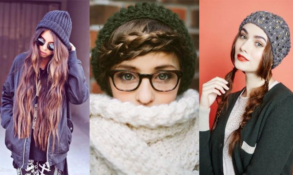 5 predivnih frizura koje možete nositi ispod kape