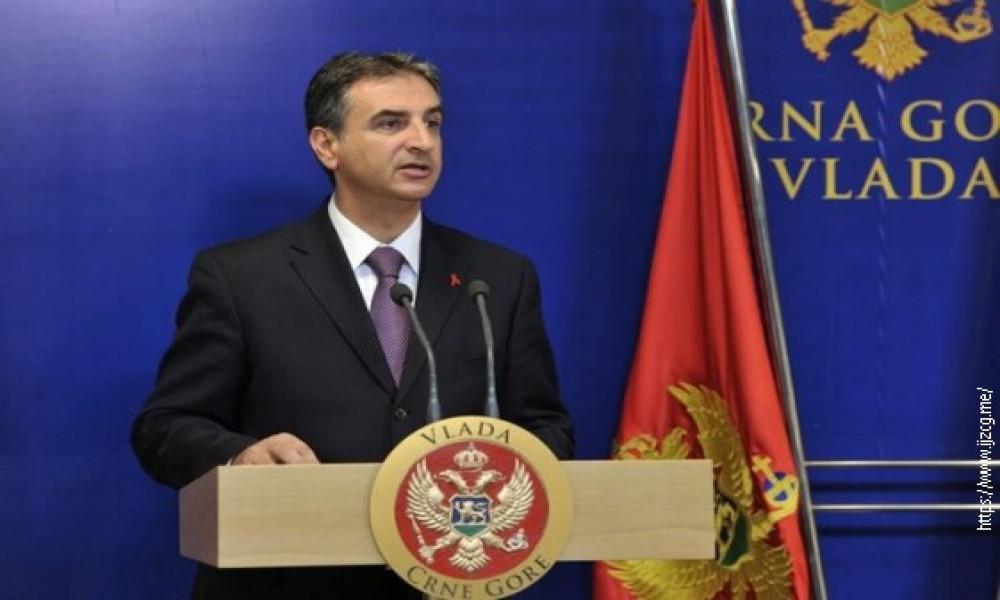 Mugoša: Sutra se otvaraju granice sa Srbijom