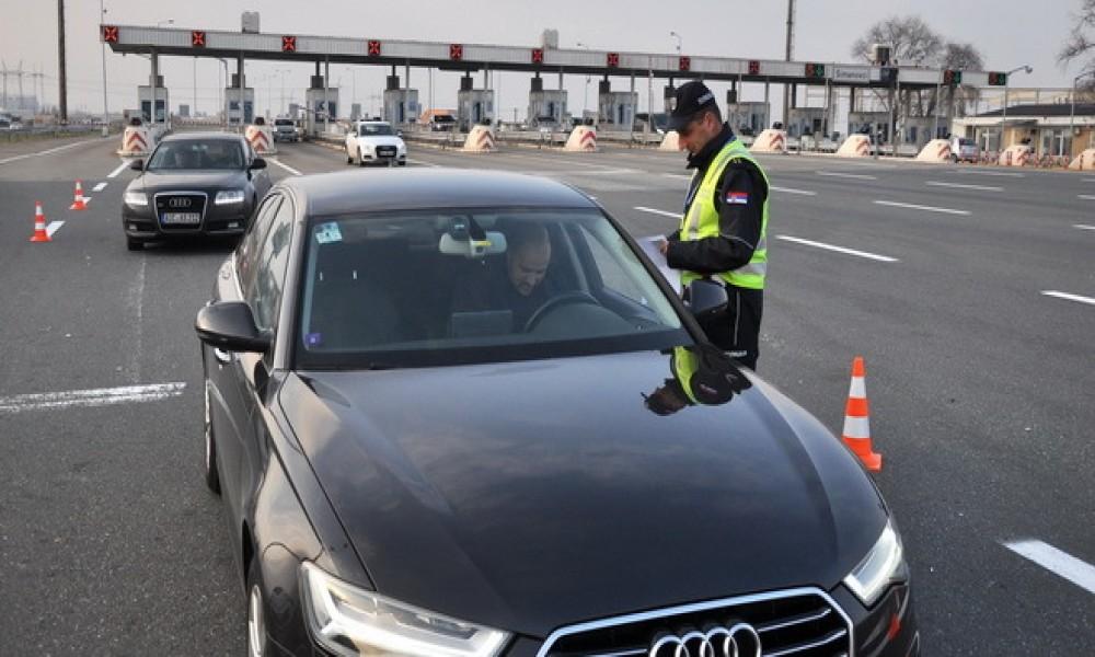 Od sutra se meri srednja brzina vožnje, kazna stiže poštom