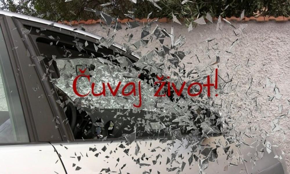 Počela je nedelja prevencije povreda u saobraćaju