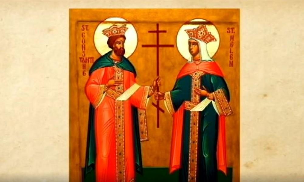Danas je slava Sveti car Konstantin i carica Jelena