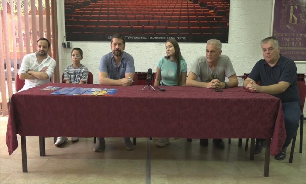 Požarevački dečiji dramski studio zadovoljan gostovanjem u Kotoru
