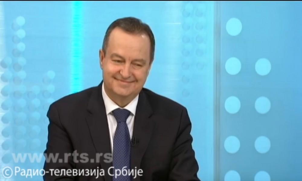Dačić za RTS: Moj zadatak je da štitim ugled i dostojanstvo parlamenta
