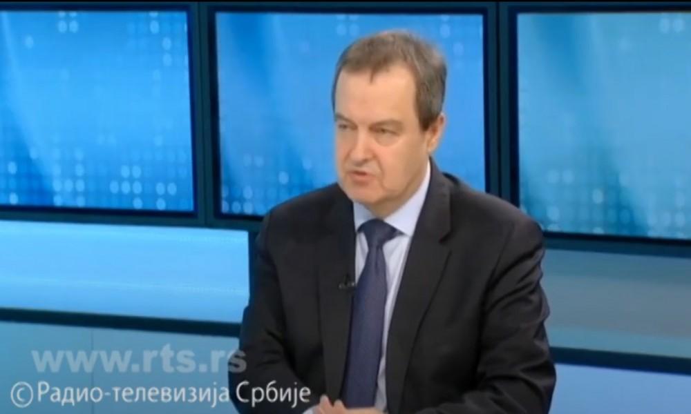Dačić za RTS: Ja počinjem razgovore sa posrednicima EP, stranke se uključuju u drugoj polovini marta