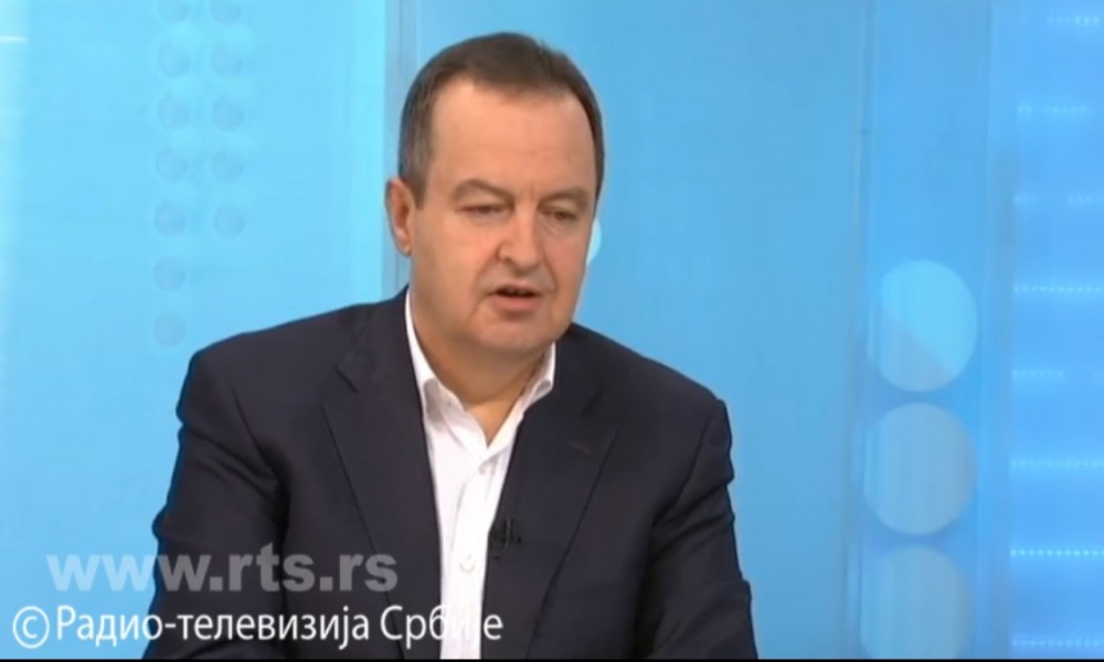 Dačić: Sukobi u Nagorno-Karabahu mogu biti upozorenje za sve u regionu