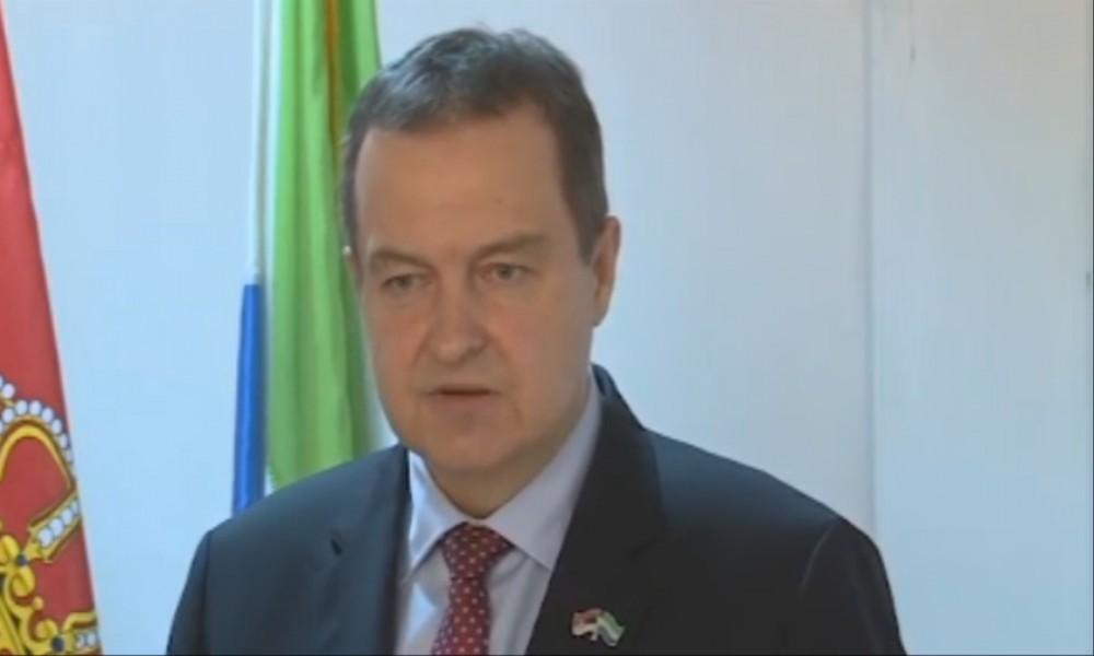 Dačić: Sijera Leone povukla priznanje Kosova