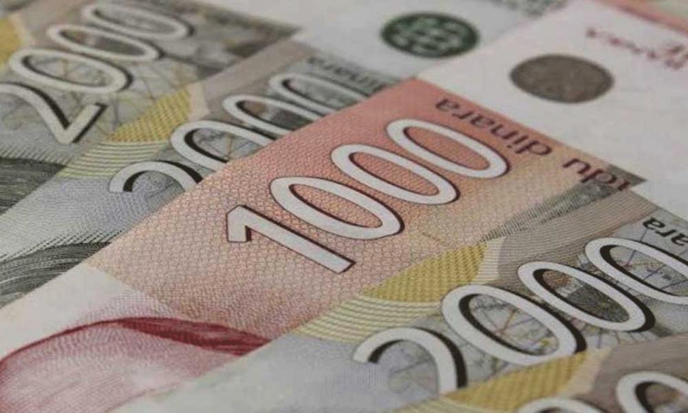 Prosečna novembarska neto plata 60.926 dinara