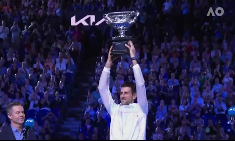 Đoković sedmi put šampion Australian Opena!