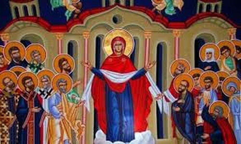 Pokrov Presvete Bogorodice - žene poste i veruju da će lakše da rađaju decu