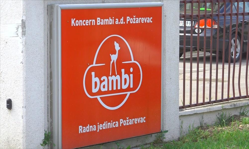 Bambi deo dualnog obrazovanja u Požarevcu