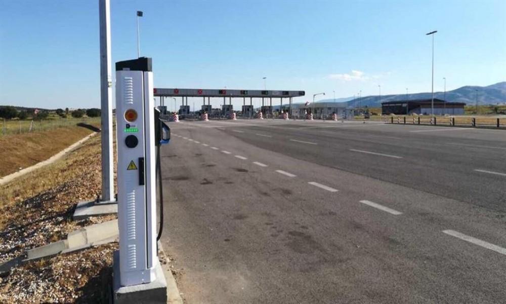 Počeo sa radom prvi punjač električnih automobila u Srbiji