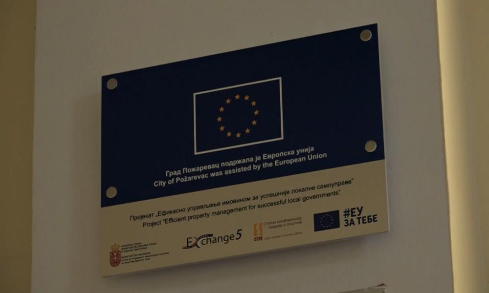 EXCHANGE program kontinuirana podrška Evropske unije lokalnim samoupravama od 2004. godine