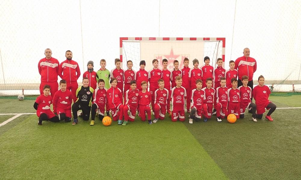 Sportska  oprema za pionire FK Mladi radnik