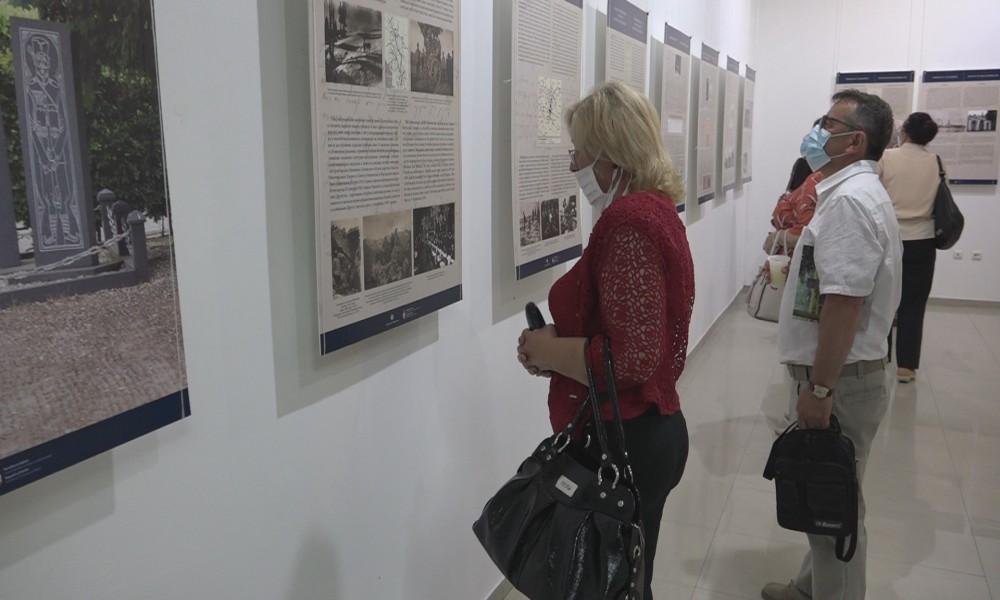 PREDSTAVLJANJE KNJIGE I IZLOŽBA SRPSKI VOJNICI UMRLI U HOLANDIJI 1917-1919