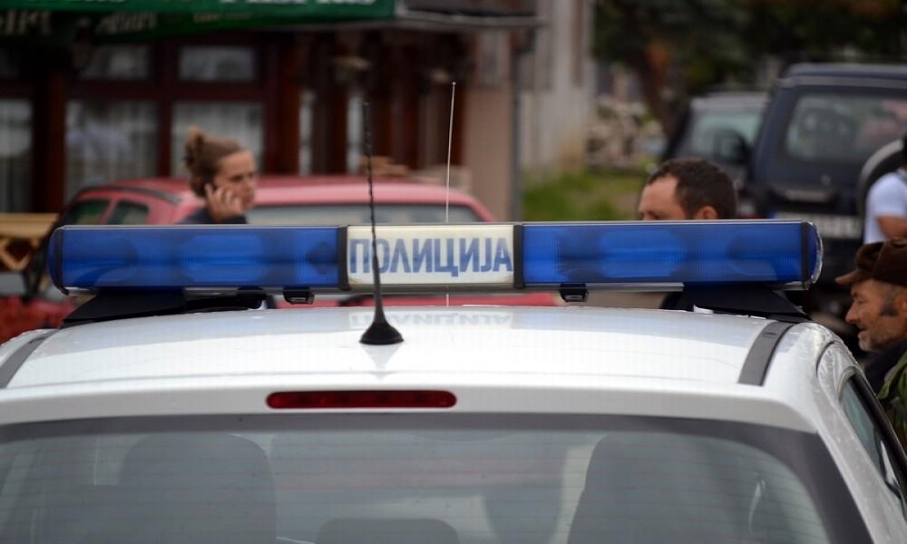 SAOPŠTENJE POLICIJE - NASILNIČKO PONAŠANJE