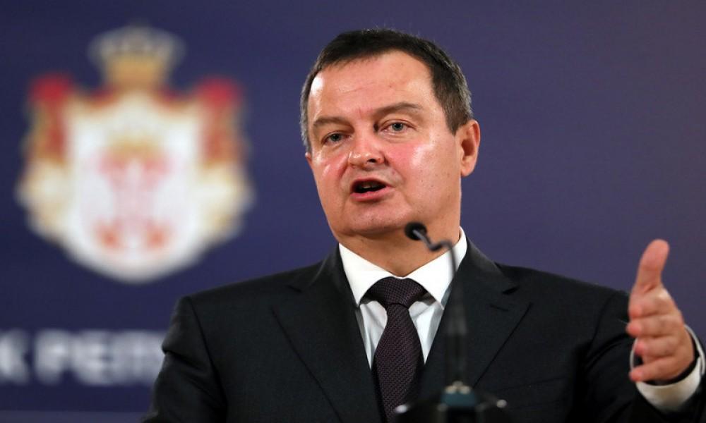 Dačić: Nacionalni interesi na prvom mestu