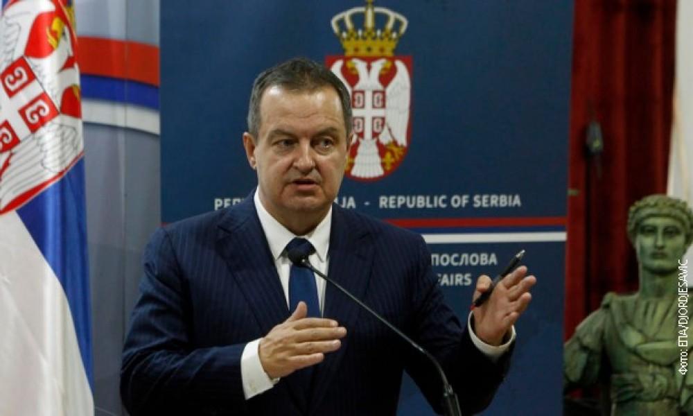 Dačić: Poslanici u utorak o rebalansu budžeta