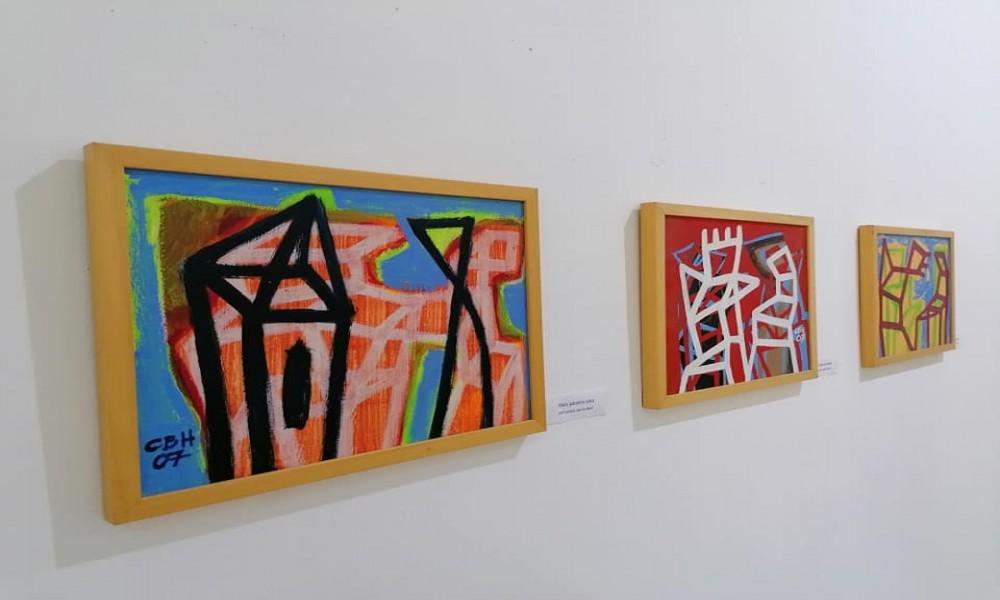 Ljubavne igre u Galeriji savremene umetnosti