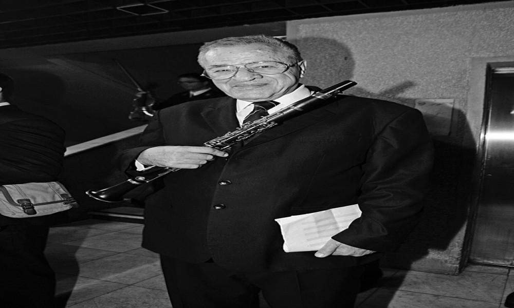 ODLAZAK MAJSTORA KLARINETA Preminuo Božidar Boki Milošević