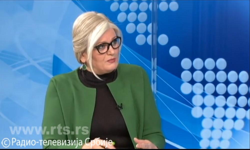 Guvernerka NBS: Građani više ne moraju da brinu o stabilnosti kursa i inflaciji