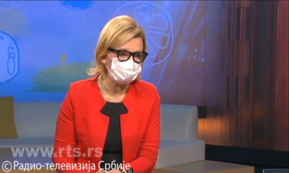 Jovanovićeva za RTS: Misija celog društva da se održava prevencija