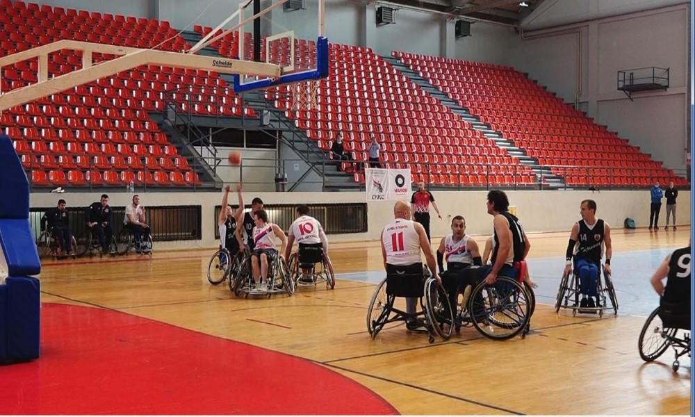 Košarkaši u kolicima-putokaz kako se u životu nikada ne treba predavati