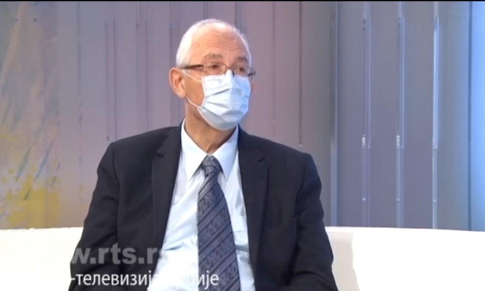Kon: Ako svi nose maske, zaštita je 99 odsto