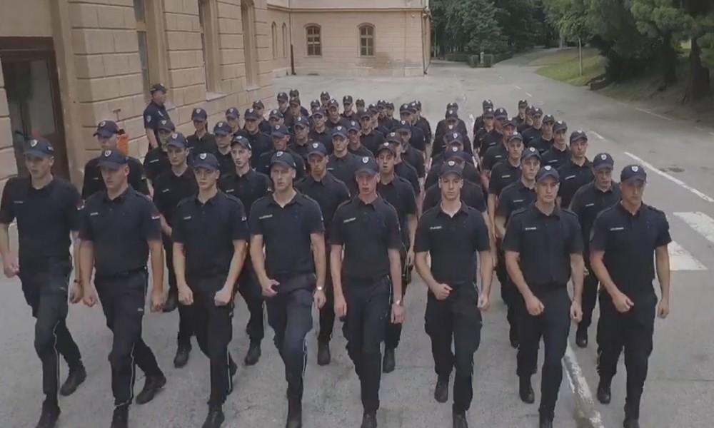 KONKURS ZA UPIS 600 POLAZNIKA CENTRA ZA OSNOVNU POLICIJSKU OBUKU