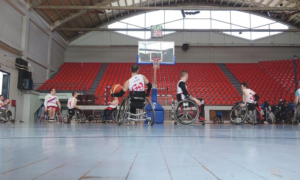 Prvenstvo košarkaša u kolicima