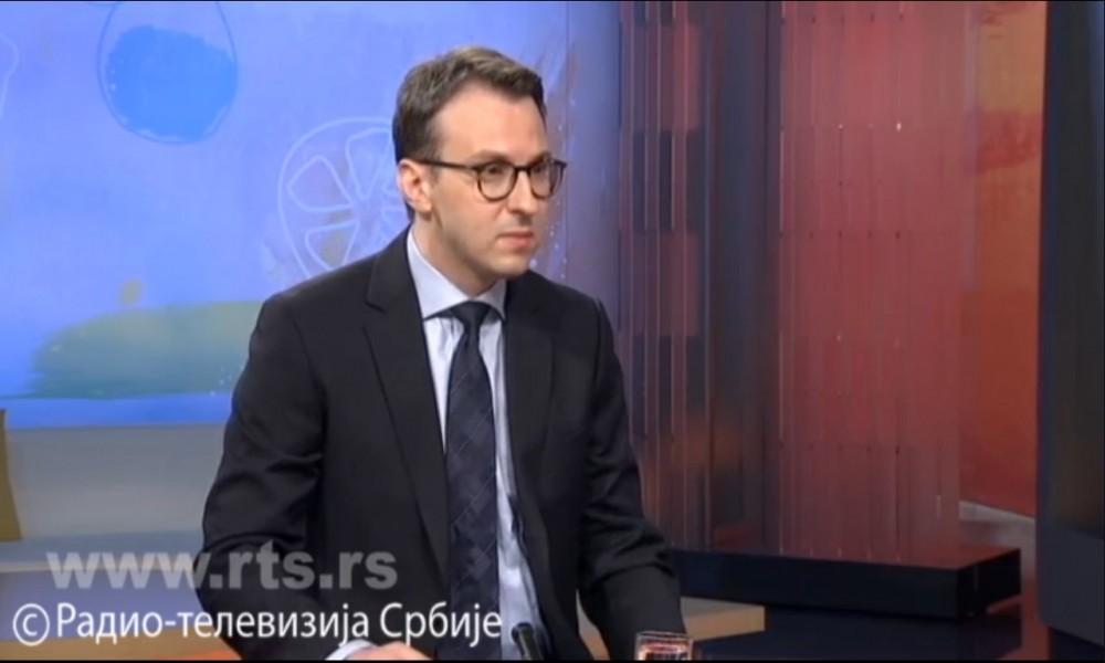 Petković za RTS: Nije lako biti Srbin na KiM pogotovo južno od Ibra