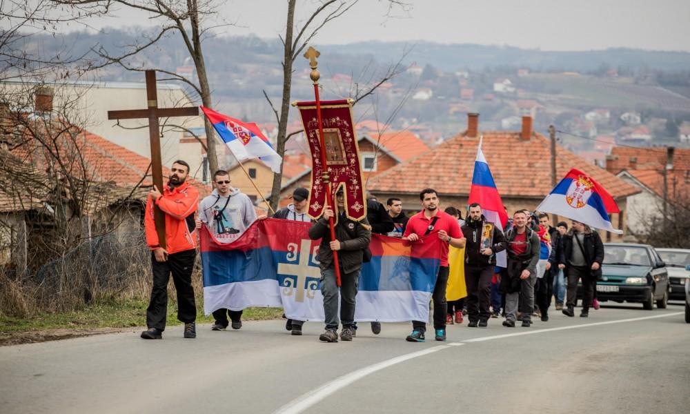 BEOGRADSKA LITIJA : NE DAMO SVETINjE! NE DAMO KOSOVO I METOHIJU!  U PETAK 13.03-
