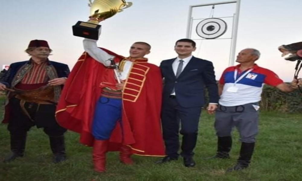 Marko Milenković peti put Ljubičevski vitez