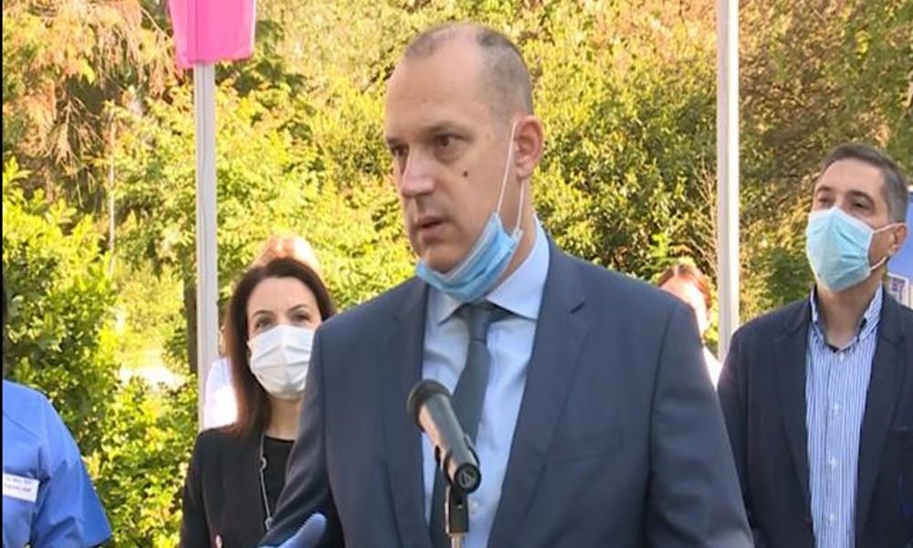 Lončar: Nećemo žuriti sa zatvaranjem kovid bolnica