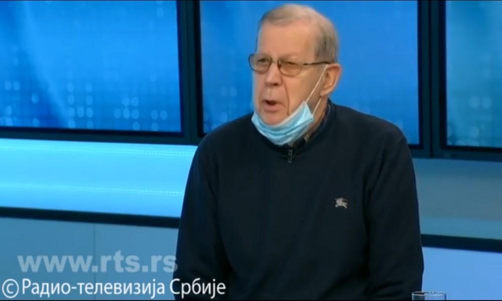 Milivojević za RTS: Beograd ima puno pravo da izađe iz Briselskog sporazuma