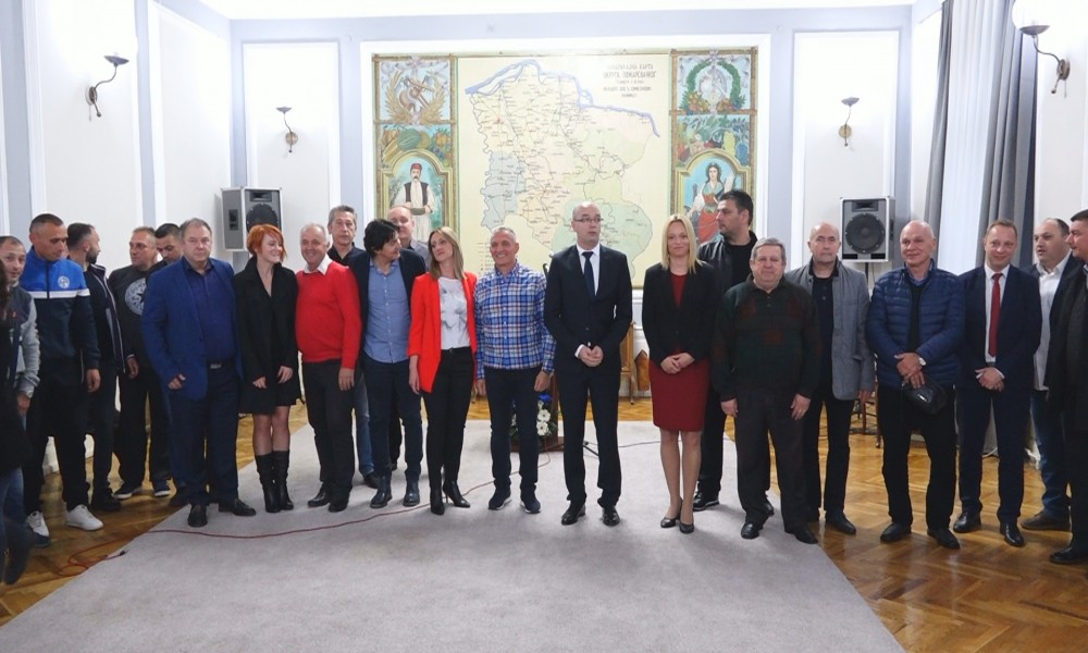 NOVO RUKOVODSTVO FK MLADI RADNIK