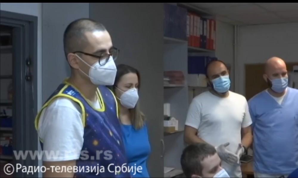 Kragujevački tim interventnih kardiologa pomaže životno ugroženim pacijentima