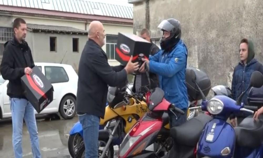 Za sigurniju vožnju požarevačkih motociklista