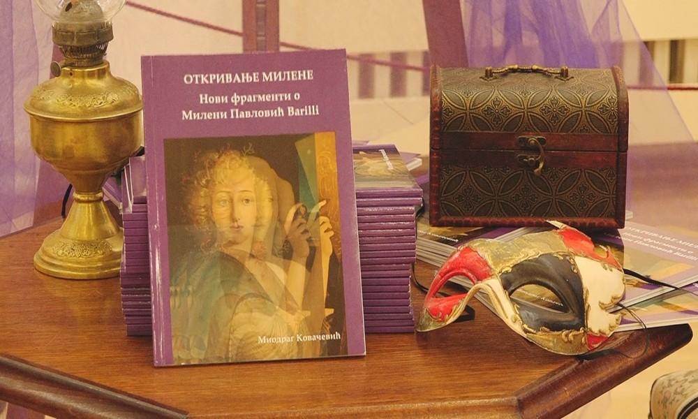 Održana promocija knjige Otkrivanje Milene, novi fragmenti o Mileni Pavlović Barili