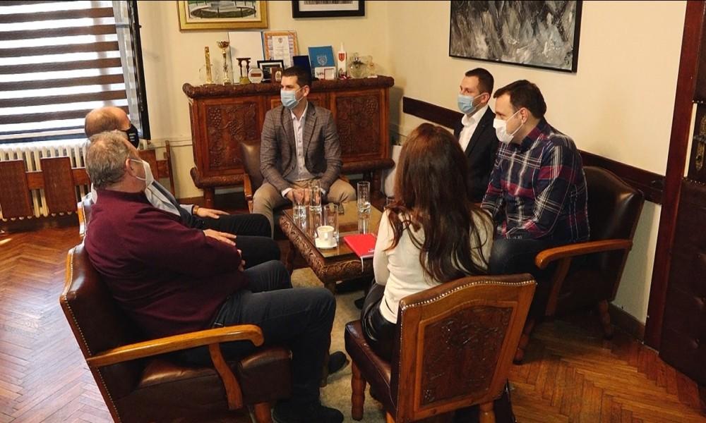Nastavljena saradnja sa Sportskim savezom Srbije