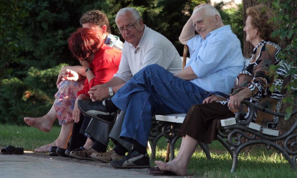 STARI TRPE NASILJE U TIŠINI, KAKO IM  OMOGUĆI DOSTOJANSTVEN ŽIVOT