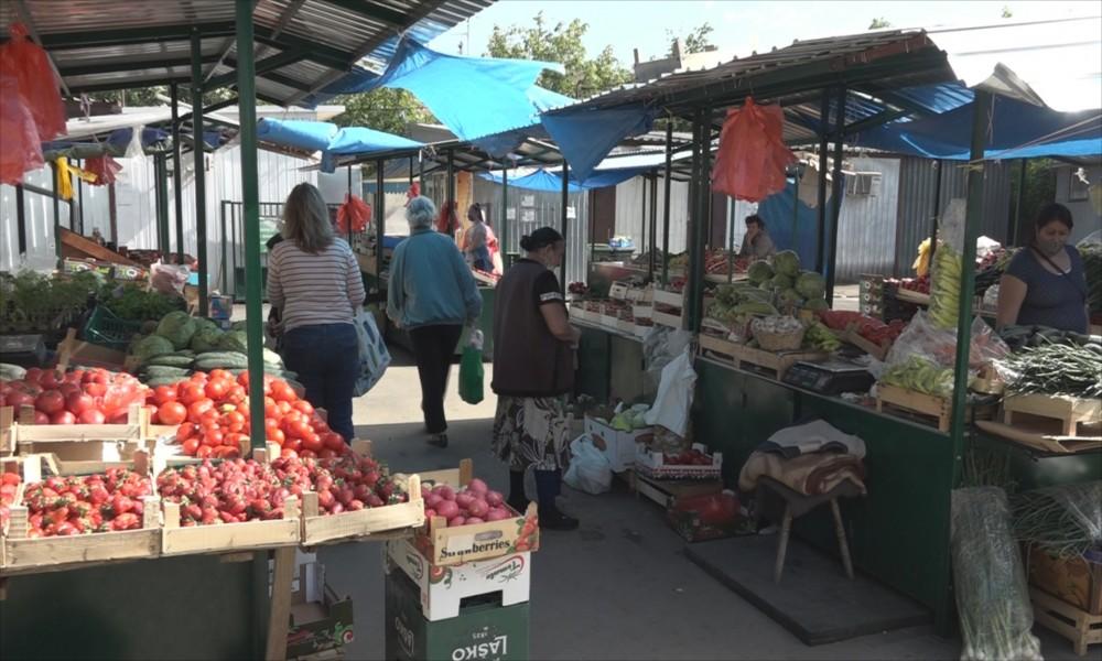 Cene voća i povrća na požarevačkim pijacama