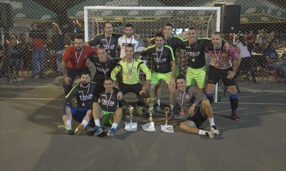 Održan noćni turnir u malom fudbalu Majilovac 2021.