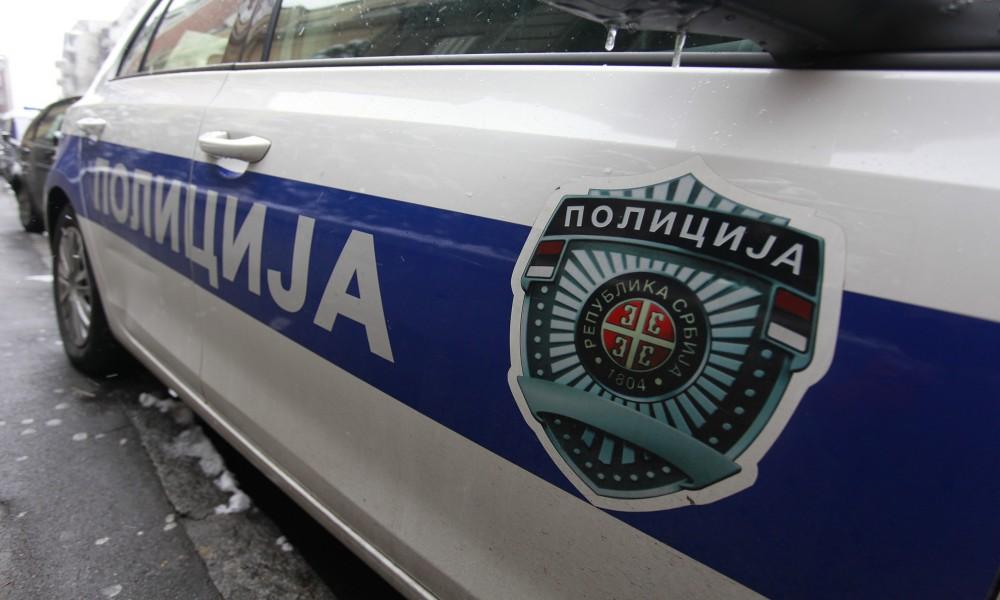 SAOPŠTENJE POLICIJE - TEŠKE KRAĐE I KRAĐE