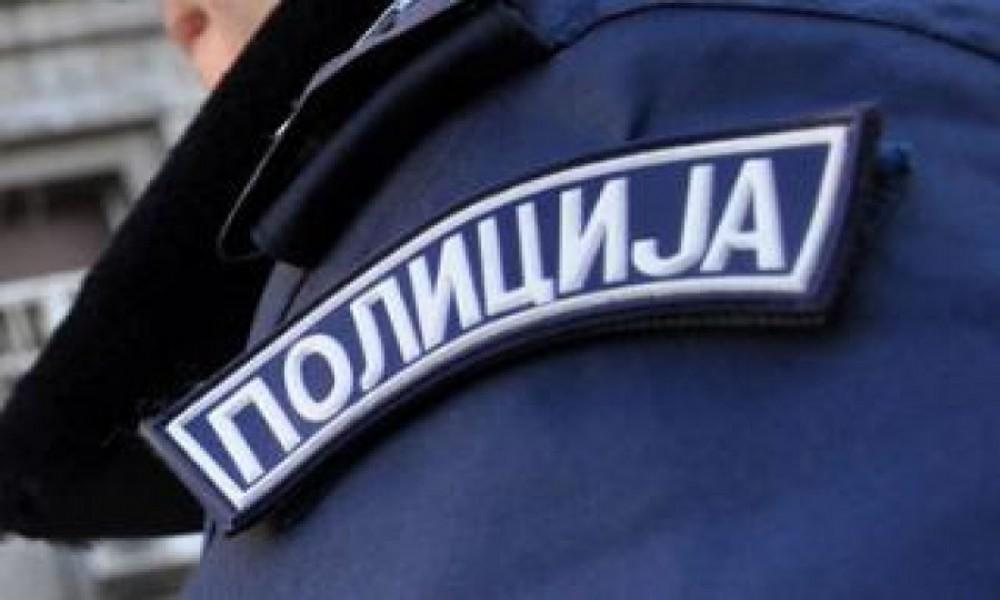 Policija je uhapsila dve osobe zbog osnovane sumnje da su izvršile krivično delo razbojništvo