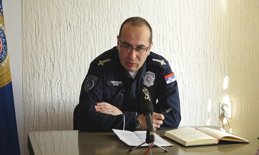 BEZBEDNOST POLICIJE NA RADU