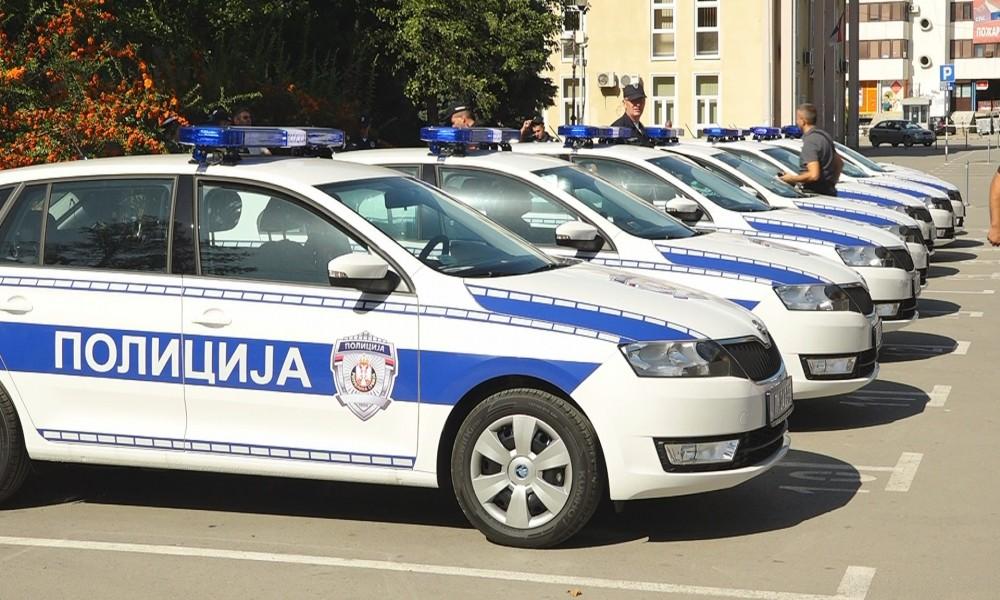 POLICIJSKIM UPRAVAMA 710 NOVIH PATROLNIH VOZILA
